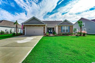 Murrells Inlet Single Family Home For Sale: 455 Hyacinth Loop