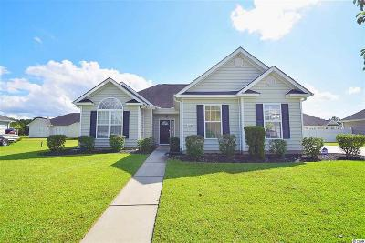 Conway Single Family Home For Sale: 1205 Burgundy Ln.