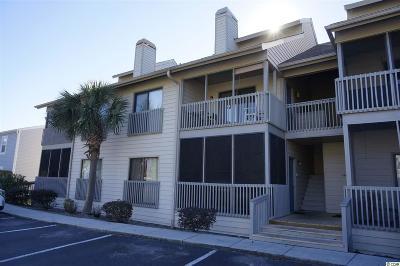 Surfside Beach Condo/Townhouse For Sale: 1356 Glenns Bay Rd. #202D
