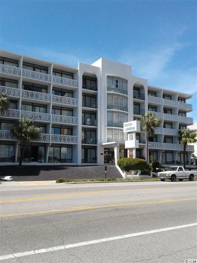 Myrtle Beach Condo/Townhouse For Sale: 2708 S Ocean Blvd. #505