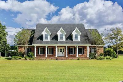 Conway Single Family Home For Sale: 4005 Copperhead Rd.