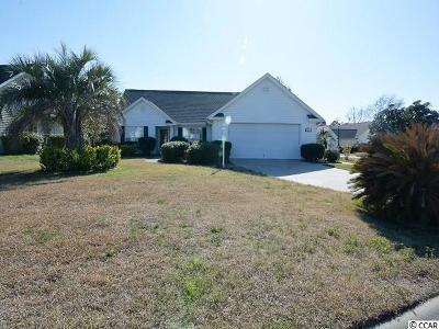 Surfside Beach Single Family Home For Sale: 1767 Starbridge Dr.