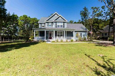 Pawleys Island Single Family Home For Sale: 732 Savannah Dr.