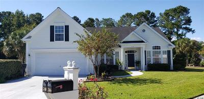 Murrells Inlet Single Family Home For Sale: 248 Pickering Dr.