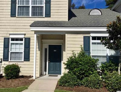 Little River SC Condo/Townhouse For Sale: $139,900
