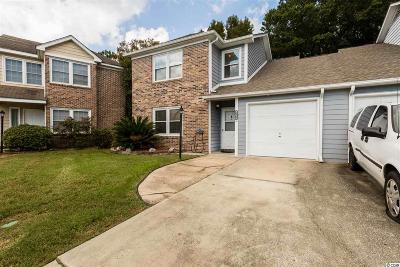Myrtle Beach Condo/Townhouse For Sale: 2960 Duck Ct. #18