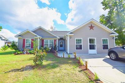 Conway Single Family Home For Sale: 2307 Belladora Rd.