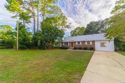 Myrtle Beach Single Family Home For Sale: 801 47th Ave. N
