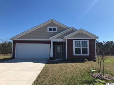 Myrtle Beach Single Family Home For Sale: 1116 Valetto Loop
