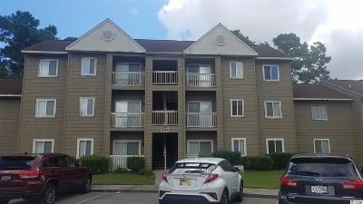 Conway Condo/Townhouse For Sale: 300 Myrtle Greens Dr. #G