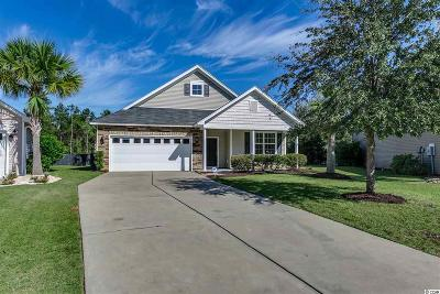 North Myrtle Beach Single Family Home For Sale: 3508 Club Course Dr.