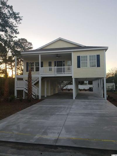 North Myrtle Beach Single Family Home For Sale: 1517 S Hillside Dr.