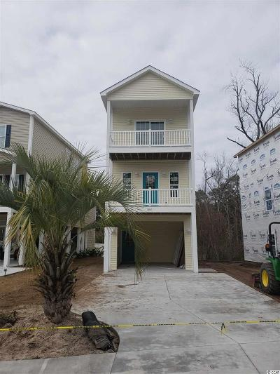 North Myrtle Beach Single Family Home For Sale: 851 9th Ave. S