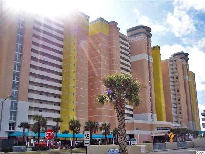 North Myrtle Beach Condo/Townhouse For Sale: 2801 S Ocean Blvd. #1038