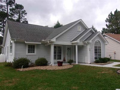Myrtle Beach Single Family Home For Sale: 6691 Wisteria Dr.