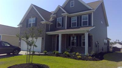 Myrtle Beach Single Family Home Active Under Contract: 4815 Timberlake Dr.