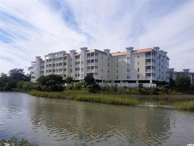 North Myrtle Beach Condo/Townhouse For Sale: 502 48th Ave. S #306