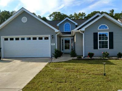 Myrtle Beach Single Family Home For Sale: 225 Foxpath Loop