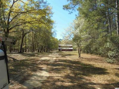 Georgetown County, Horry County Residential Lots & Land For Sale: Lot 1a Woodstock Ln.