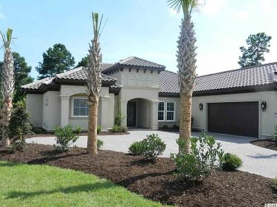 Myrtle Beach Single Family Home For Sale: 9006 Bella Verde Ct.