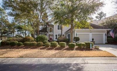 North Myrtle Beach Single Family Home For Sale: 4830 Bucks Bluff Dr.