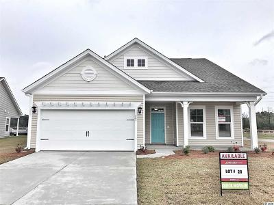 Myrtle Beach SC Single Family Home For Sale: $273,900