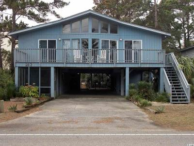 Surfside Beach Single Family Home Active-Pending Sale - Cash Ter: 213 10th Ave. S
