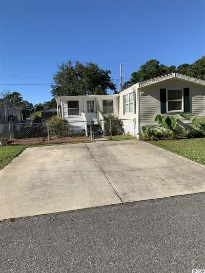 Myrtle Beach Single Family Home For Sale: 1677 Moonlight Dr.