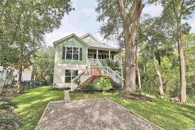 Murrells Inlet Single Family Home For Sale: 4756 Highway 17 Business