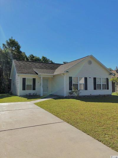 Myrtle Beach Single Family Home Active-Pend. Cntgt. On Financi: 541 West Perry Rd.