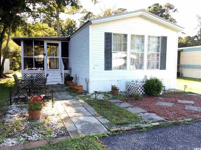 Murrells Inlet Single Family Home For Sale: 3 Crooked Island Circle