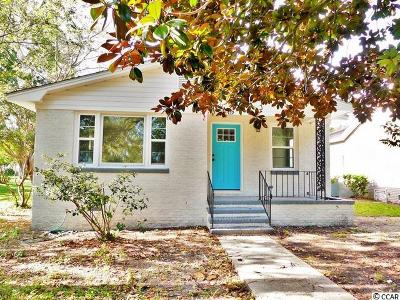 Georgetown Single Family Home For Sale: 419 Queen St.
