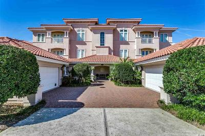 Myrtle Beach SC Condo/Townhouse For Sale: $575,000