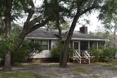 Surfside Beach Single Family Home Active-Pend. Cntgt. On Financi: 514 7th Ave. N