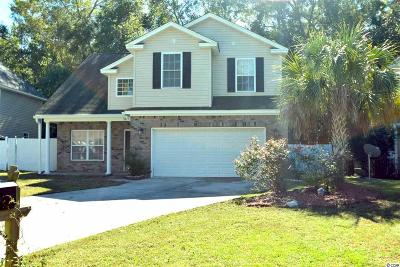 Murrells Inlet Single Family Home For Sale: 241 Chesapeake Ln.