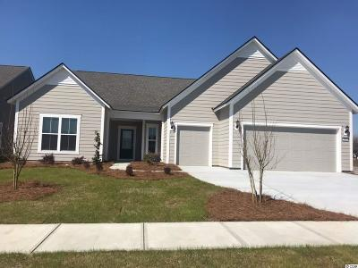 Myrtle Beach, Surfside Beach, North Myrtle Beach Single Family Home Active-Pend. Cntgt. On Financi: 6541 Pozzallo Place