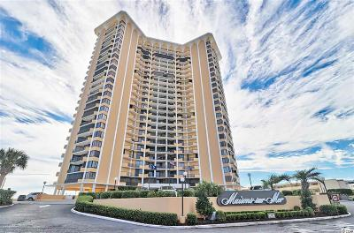 Myrtle Beach Condo/Townhouse For Sale: 9650 Shore Dr. #2010