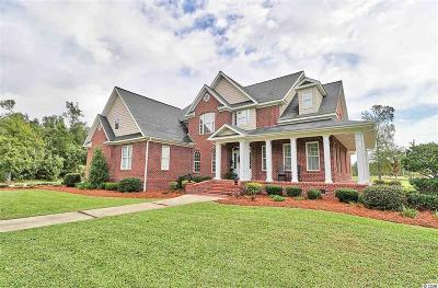 Conway Single Family Home For Sale: 3700 Stillpond Rd.
