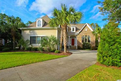 Pawleys Island Single Family Home For Sale: 33 Sandy Pine Ct.