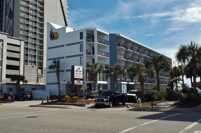 Myrtle Beach Condo/Townhouse For Sale: 2611 S Ocean Blvd. #505