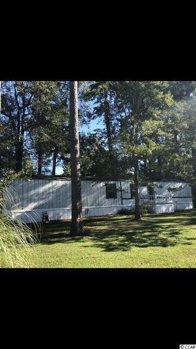 Myrtle Beach SC Single Family Home For Sale: $32,900