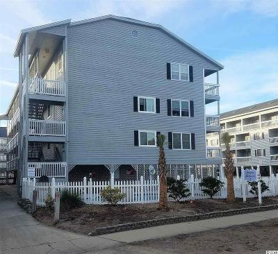 Garden City Beach Condo/Townhouse For Sale: 1429 N Waccamaw Dr. #301