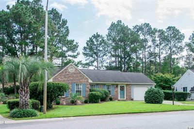 Murrells Inlet Single Family Home Active-Pend. Cntgt. On Financi: 162 Woodlake Dr.