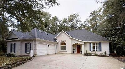 Pawleys Island Single Family Home For Sale: 18 Saint Annes Pl.