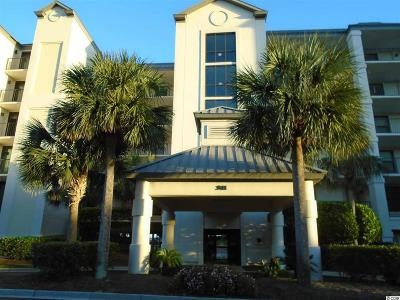 Pawleys Island Condo/Townhouse For Sale: 341 S Dunes Dr. #C-15
