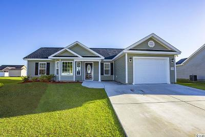 Conway SC Single Family Home For Sale: $152,900