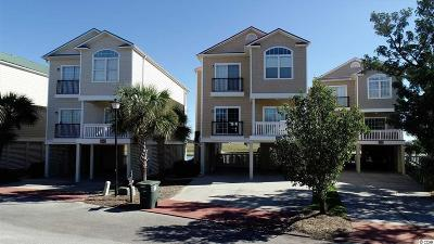 North Myrtle Beach Single Family Home For Sale: 2410 Pointe Marsh Ln.