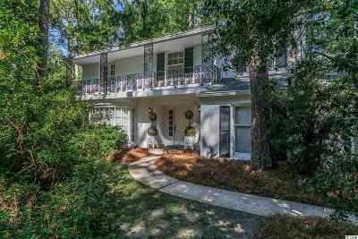 Pawleys Island Single Family Home For Sale: 684 Aspen Loop