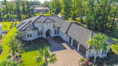 Georgetown County, Horry County Single Family Home For Sale: 1540 Malaga Circle