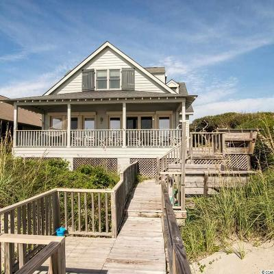 Pawleys Island Single Family Home For Sale: 568 Myrtle Ave.